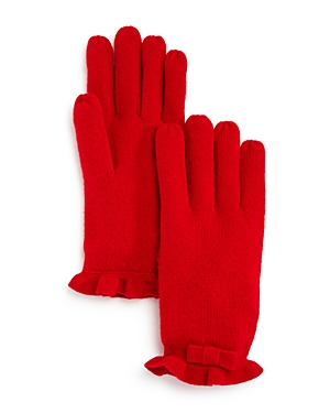 kate spade new york Ruffled Gloves