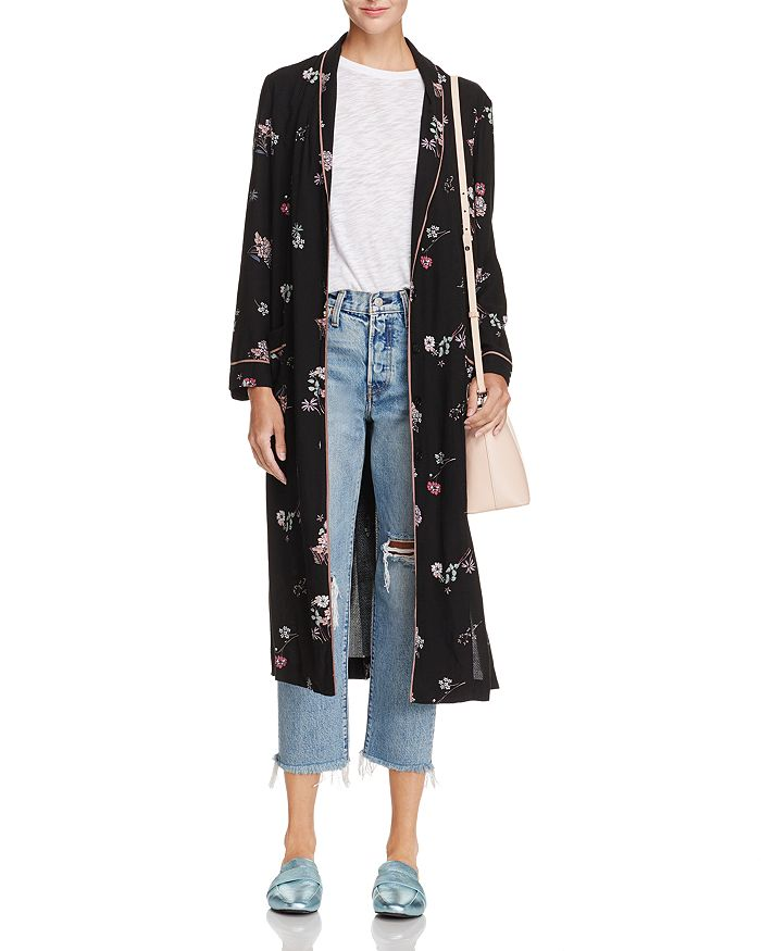 Beltaine - Kimono, Levi's Wedgie Jeans, Sol Sana Mules - 100% Exclusive & More