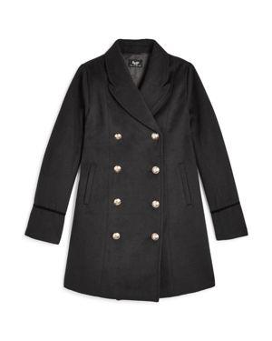 Bardot Junior Girls' Military Coat - Big Kid