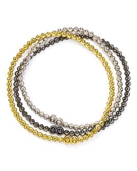Officina Bernardi - Moon Bracelets, Set of 3