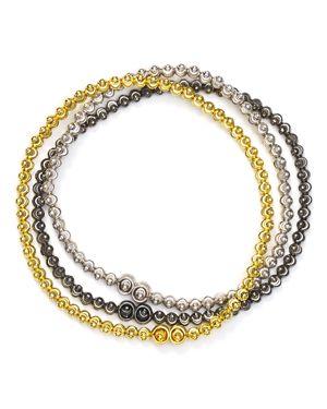 Officina Bernardi Moon Bracelets, Set of 3