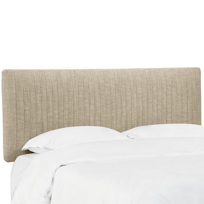 Sparrow & Wren - Romy Twin Pleated Headboard - 100% Exclusive