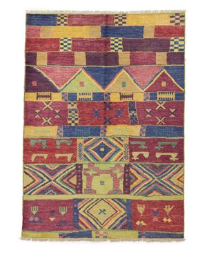 Solo Rugs Marrakesh Area Rug, 8' 10 X 6' 5
