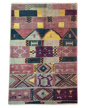 Solo Rugs Marrakesh Area Rug, 8' 9 X 6' 0