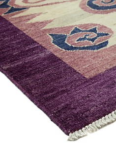 "Solo Rugs - Kaitag Area Rug, 11' 10"" X 9' 2"""