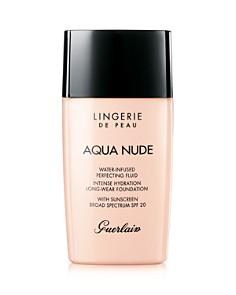 Guerlain Lingerie de Peau Aqua Nude Foundation - Bloomingdale's_0