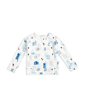 Miles Baby Boys' City Print Shirt - Baby
