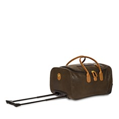 "Bric's - My Life Safari 21"" Rolling Carry-On Duffel"