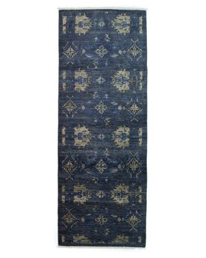 Solo Rugs Eclectic Runner Rug, 3'1 x 8'1