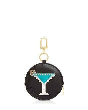 Tory Burch - Martini Leather Coin Case