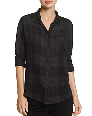 Rails Hunter Plaid Shirt - 100% Exclusive-Women