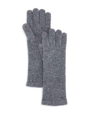 $Echo Knit Tech Gloves - Bloomingdale's