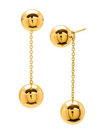 Gorjana - Newport Double Drop Earrings