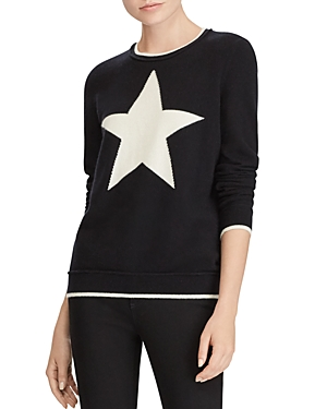 Lauren Ralph Lauren Star Graphic Sweater - 100% Exclusive