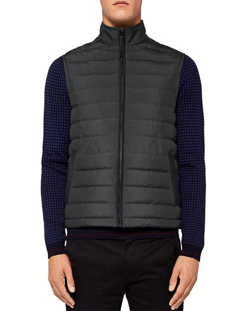 Ted Baker - Walkers Quilted Down Vest