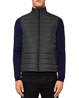Ted Baker Walkers Quilted Down Vest