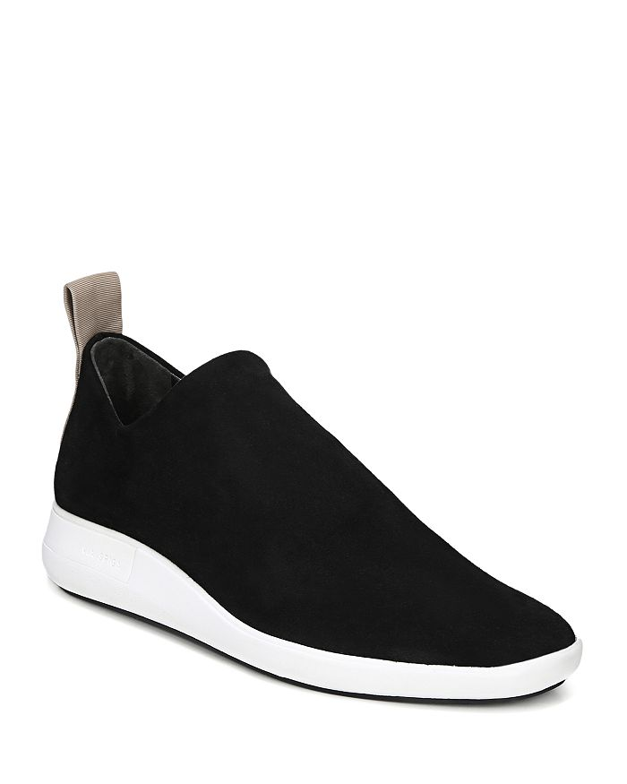 35b69808ef05 Via Spiga - Women s Marlow Suede Slip-On Sneakers