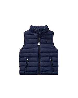 Ralph Lauren Childrenswear Boys Matte Packable Puffer Vest  Little Kid