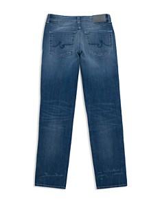 ag Adriano Goldschmied Kids - Boys' Vintage-Wash Straight-Leg Jeans - Big Kid