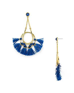 Rebecca Minkoff Tassel Chandelier Earrings