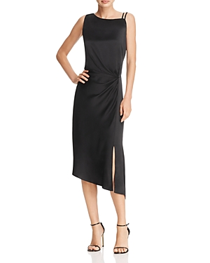 Nic and Zoe Dress Side-Ruched Dress