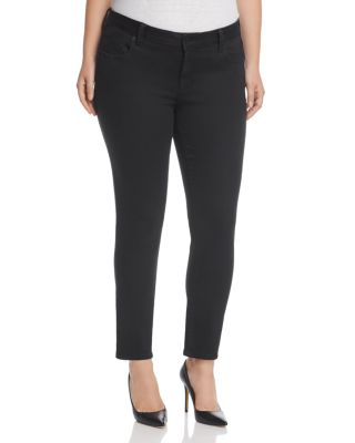 LUCKY BRAND PLUS TRENDY PLUS SIZE GINGER SKINNY JEANS