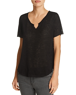 Project Social T Suzie Shirttail-Hem Tee