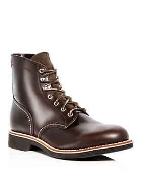 G.H. Bass & Co. - Men's Reid Leather Hiking Boots