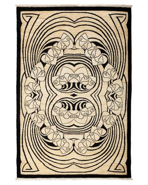 Solo Rugs Shalimar Area Rug, 6' x 4'1