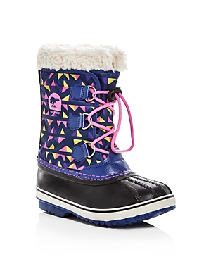 Sorel Girls' Yoot Pack Cold Weather Boots - Little Kid, Big Kid