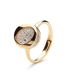 Antonini 18K Yellow Gold Antonini Pavé Diamond Small Ring - Bloomingdale's_0