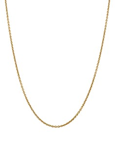Bloomingdale's 14K Yellow Gold 2.2mm Solid Polished Cable Chain Necklace - 100% Exclusive_0