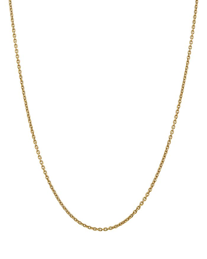 Bloomingdale's - 14K Yellow Gold 2.2mm Solid Polished Cable Chain Necklace - 100% Exclusive