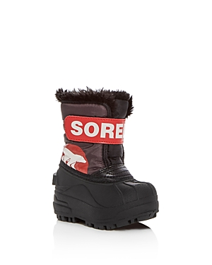 Sorel Boys Snow Commander Boots  Baby Walker
