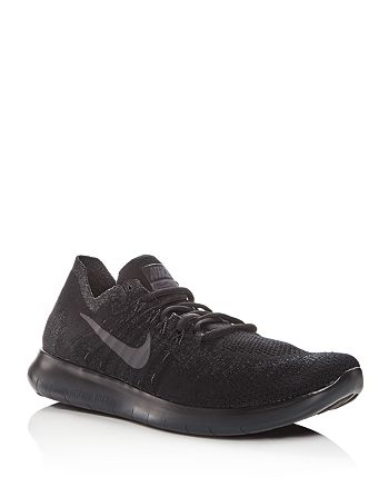 new styles 7283e c69ff Nike - Men s Free RN Flyknit Lace Up Sneakers