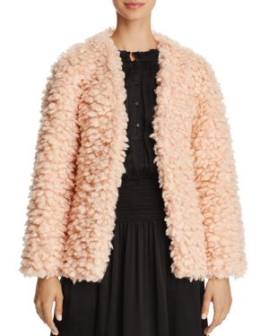 Freeway Shag Faux Fur Jacket