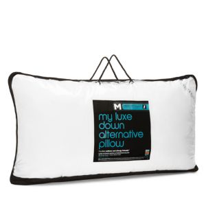 Bloomingdale's My Luxe Down Alternative Asthma & Allergy Friendly Medium/Firm Pillow, King - 100% Ex