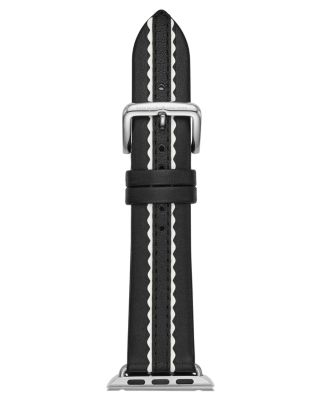 Apple Watch Strap, 38Mm in Black/ White