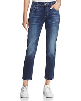 PAIGE - Brigitte Straight Jeans in Enchant