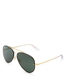 ... 61mm Ray-Ban - Unisex Blaze Aviator Sunglasses, 61mm dadceeba20