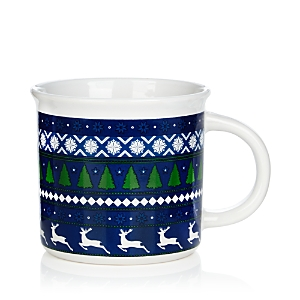 Sparrow & Wren Fair Isle Mug - 100% Exclusive