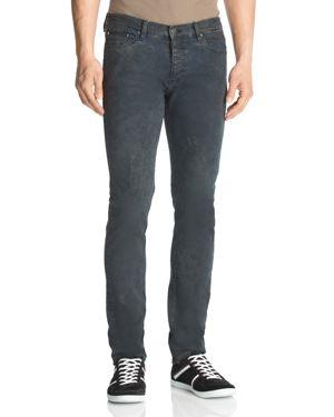 The Kooples Slim Fit Jeans in Gray