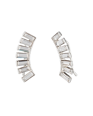 Lauren Ralph Lauren Baguette Climber Earrings