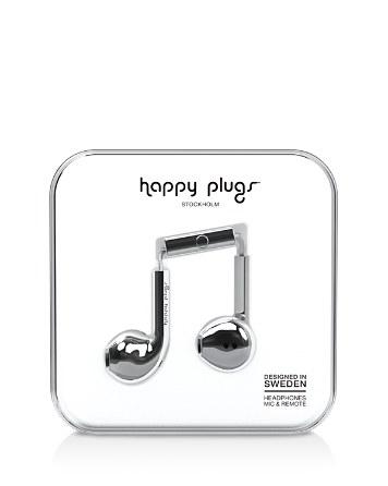 $Happy Plugs Earbud Plus In-Ear Headphones - Bloomingdale's