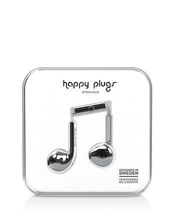 Happy Plugs - Earbud Plus In-Ear Headphones