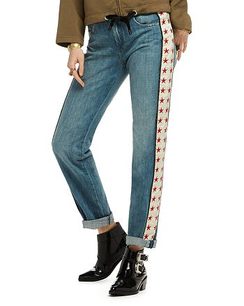 Scotch & Soda - Seasonal Straight Leg Jeans in Lake
