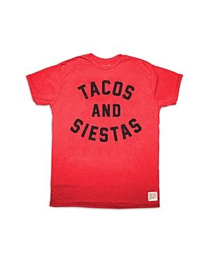 Retro Brand Boys' Tacos and Siestas Tee - Little Kid