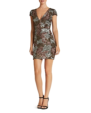 Dress the Population Victoria Sequin Dress