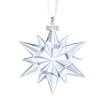 Swarovski - Star Annual Edition 2017 Ornament