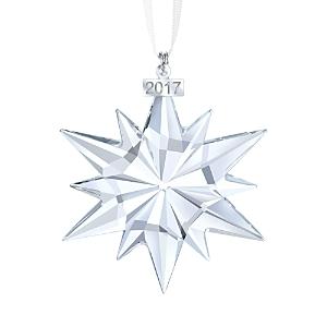 Swarovski Star Annual Edition 2017 Ornament